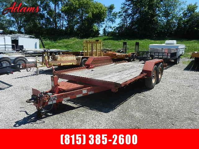2005 Imperial LB-12-16 Equipment Trailer
