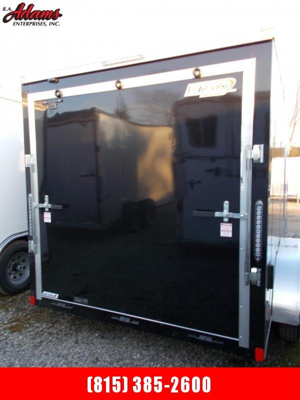 2020 Bravo SC712TA2 Cargo/Utility Trailer