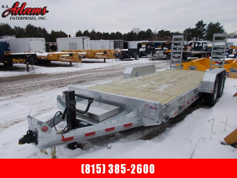 2020 Cam Superline P7CAM18C Equipment Trailer