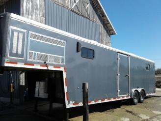 2007 Wells Cargo 8.5 x 28 Enclosed Cargo Trailer