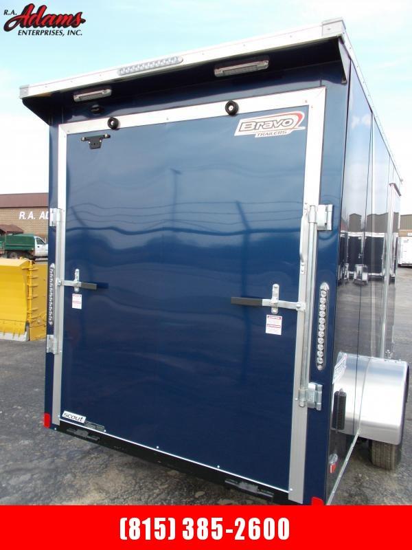 2020 Bravo SC612SA Cargo / Utility Trailer