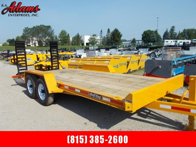 2019 Redi Haul FSL1627E-102 Equipment Trailer