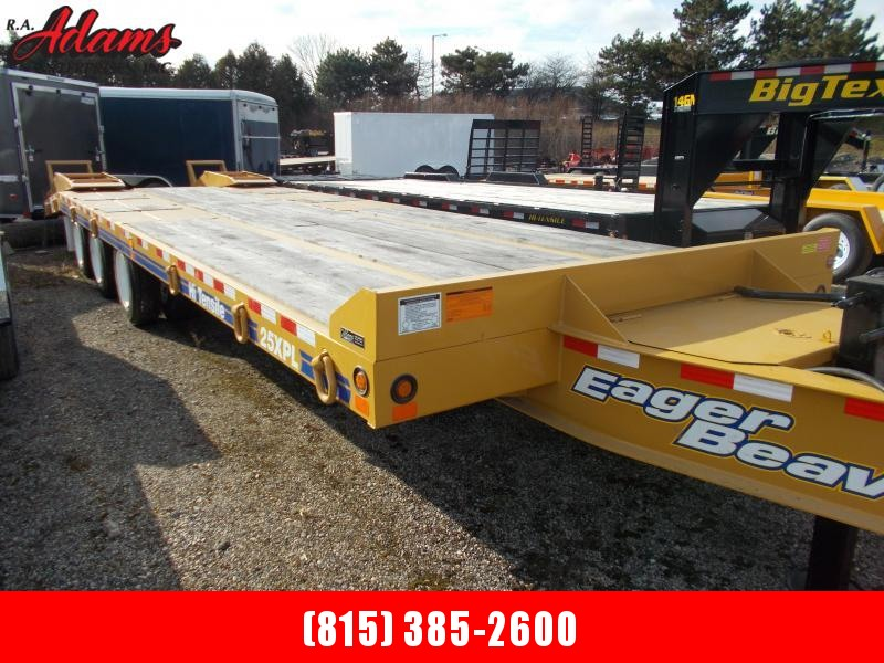 2020 Eager Beaver 25XPL Equipment Trailer