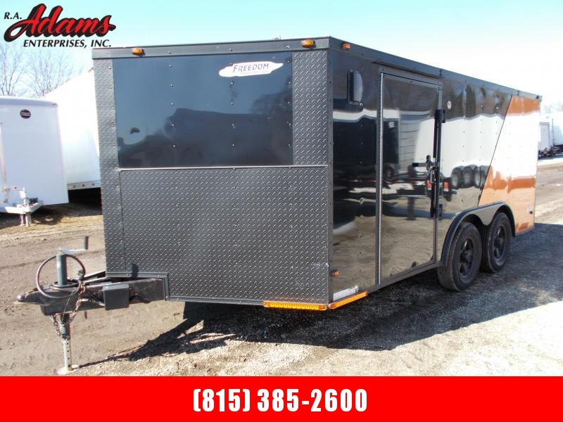 2018 Freedom Trailers MISCENCLOSED Cargo / Utility Trailer