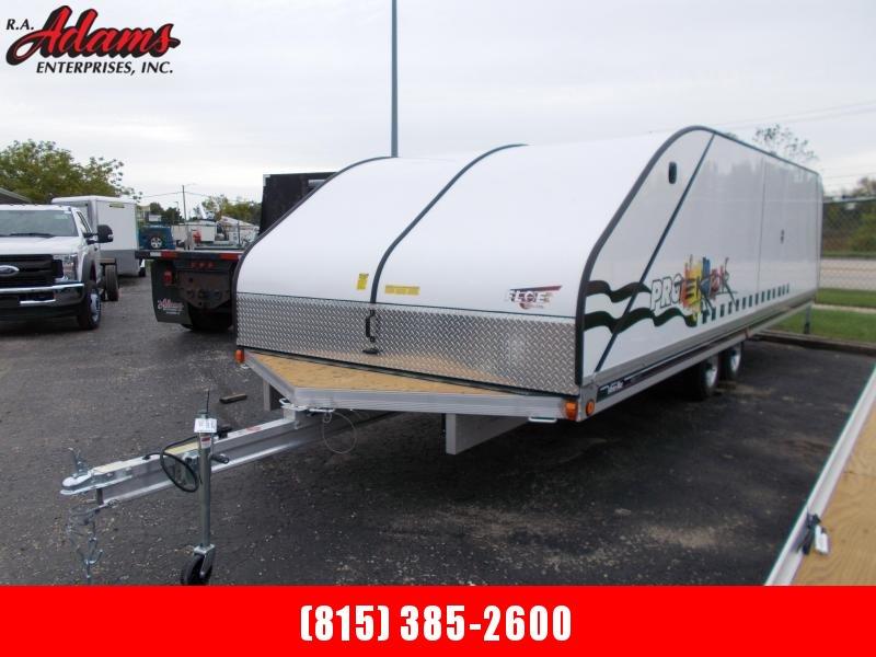 2020 Floe UT-AC-22RE Snowmobile Trailer