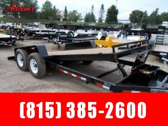 2020 BWISE HT18-14 Equipment Trailer