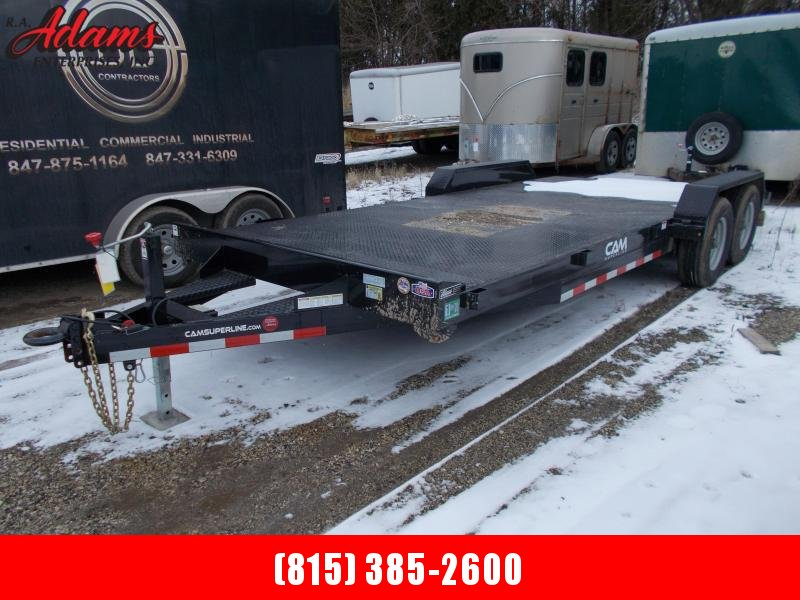 2019 Cam 5CAM20CHS Car / Racing Trailer