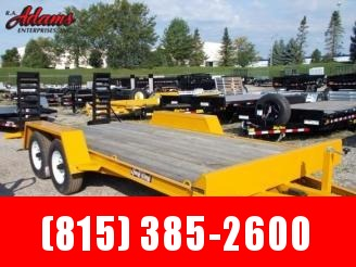 2019 Redi Haul FSL14E-102 Equipment Trailer