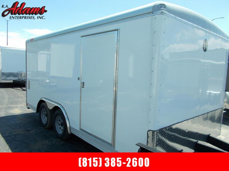 2020 Wells Cargo WHD8516T2 Enclosed Cargo Trailer