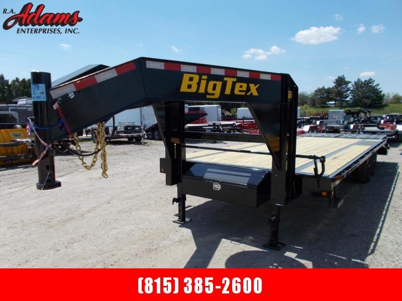 2020 Big Tex 14GN-25+5 Equipment Trailer