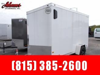 2019 Wells Cargo WAUV6X121 Cargo / Utility Trailer