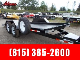 2020 Imperial LB-10-16 Equipment Trailer
