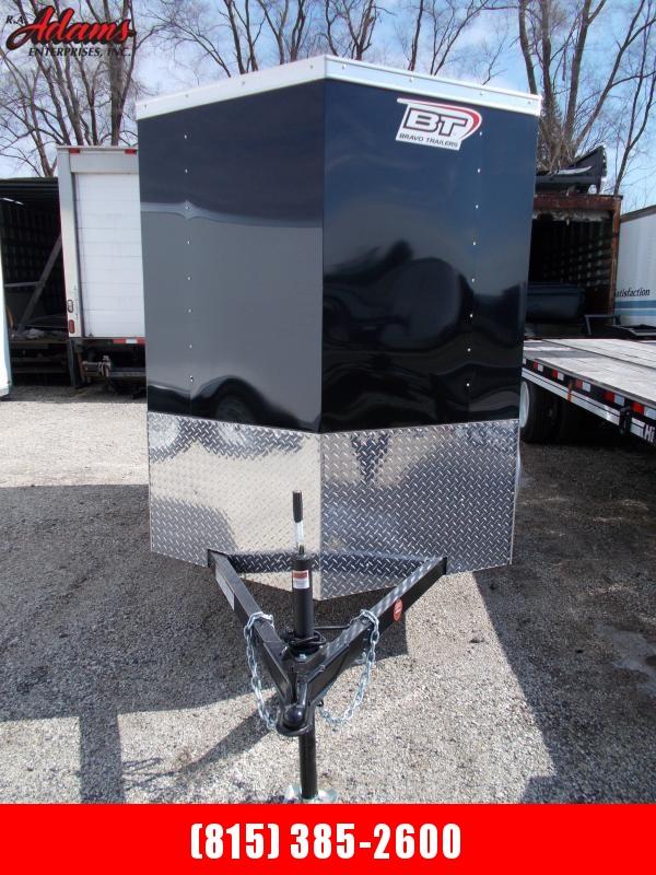 2020 Bravo SC58SA Cargo / Utility Trailer