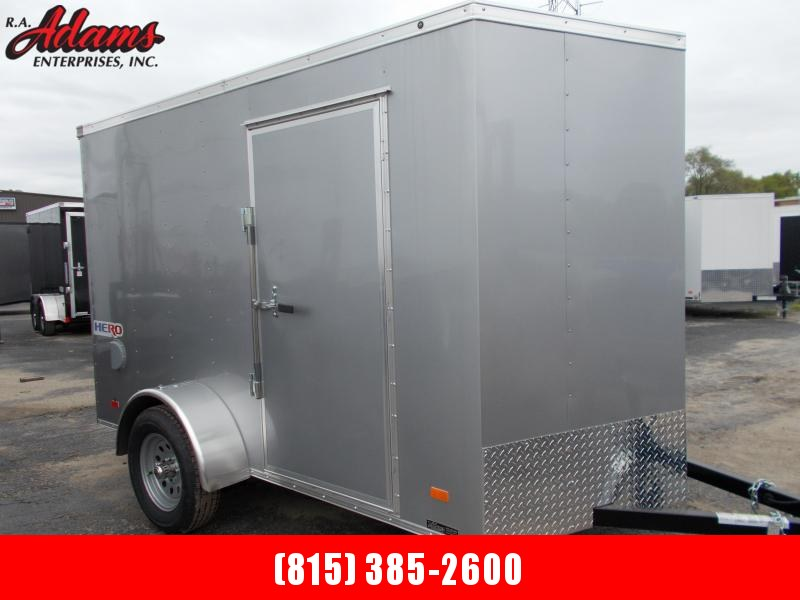 2020 Bravo Trailers HR610SA Enclosed Cargo Trailer