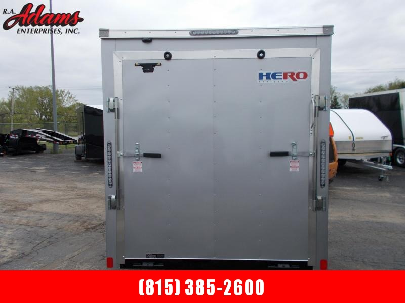 2020 Bravo Trailers HR610SA Enclosed Cargo Trailer
