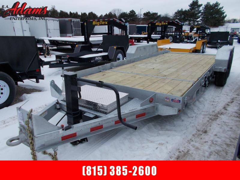 2020 Cam Superline 7CAM154STT Equipment Trailer