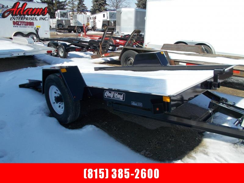 2019 Redi Haul ML7460E Equipment Trailer
