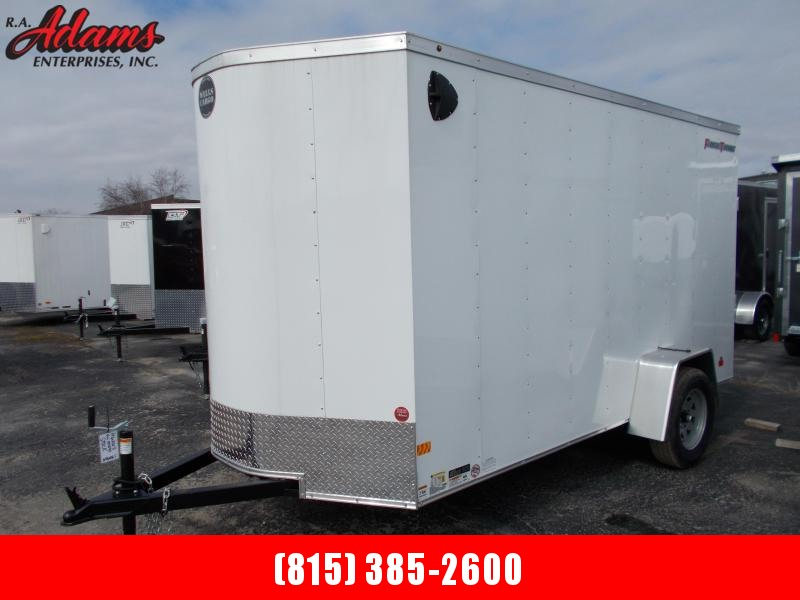2020 Wells Cargo FT612S2-D Cargo / Utility Trailer