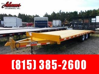 2019 Redi Haul R22252FE Equipment Trailer