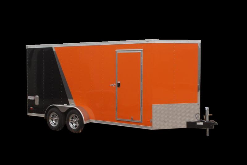 2020 Bravo Trailers ST716TA3 Cargo Trailer