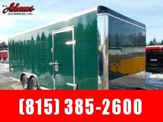 2020 Bravo 8.5 x 20 7K Cargo / Landscape Trailer