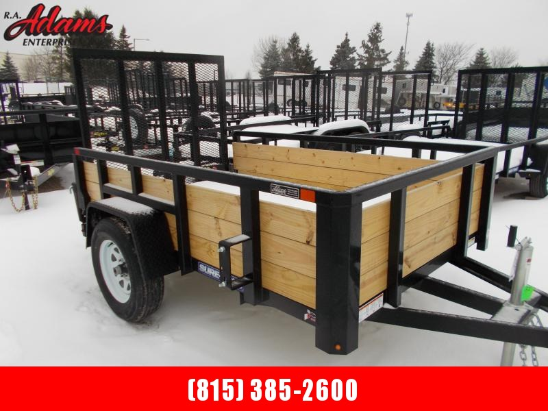 2019 Sure-Trac ST6208HST-B-030 Utility Trailer