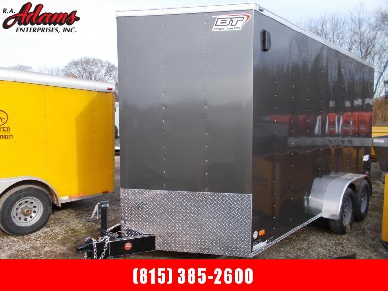 2020 Bravo SC714TA2 Cargo/Utility Trailer