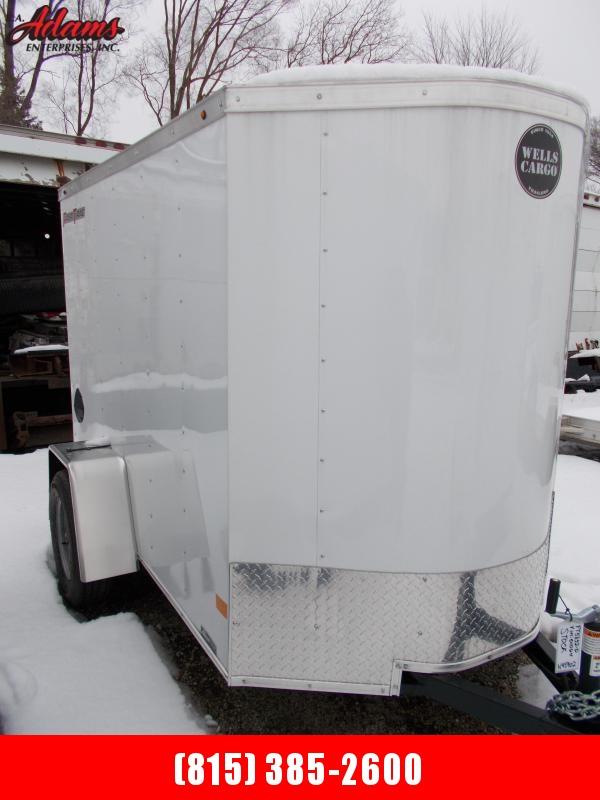 2019 Wells Cargo FT58S2-D Cargo / Utility Trailer