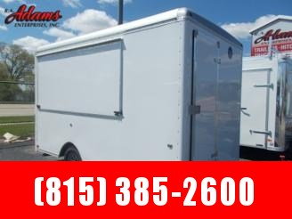 2019 Wells Cargo 7 x 12 3K Concession Trailer