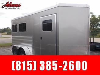 2019 Featherlite FL9409 2-Horse Trailer