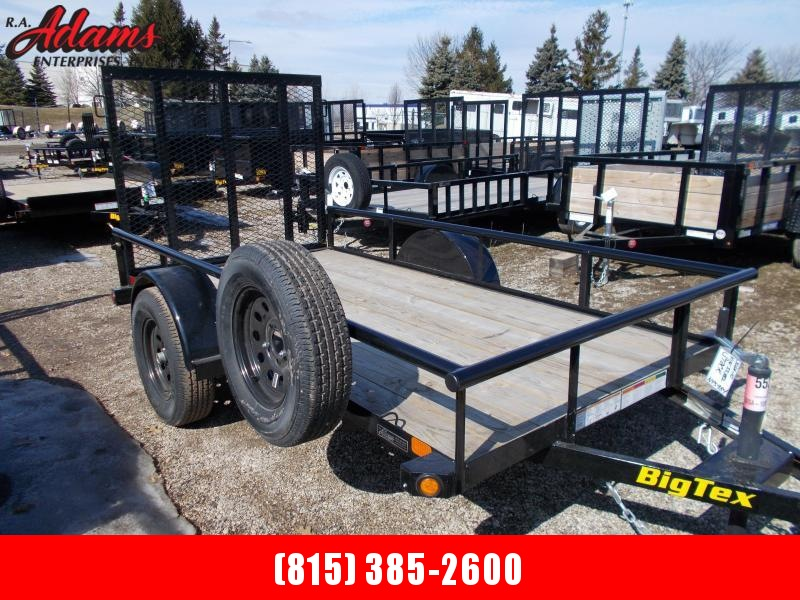 2020 Big Tex 30SA-10 Utility Trailer