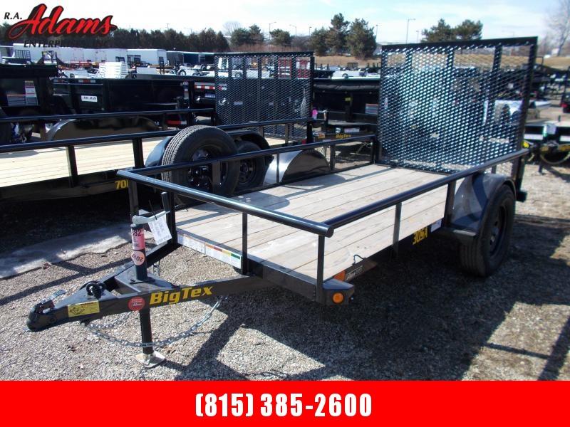 2020 Big Tex 30SA-10 Utility Trailer