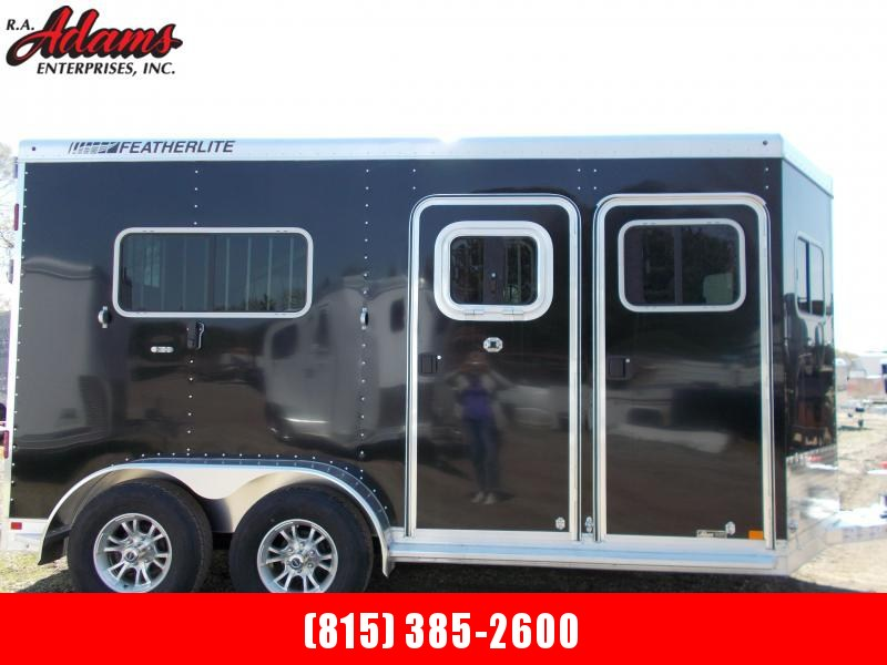 2020 Featherlite FL7442-2H Horse Trailer