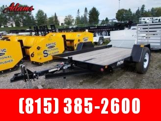 2019 Redi Haul ML7470E Equipment Trailer