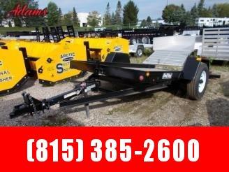 2019 Redi Haul ML7470E Equipment Trailer