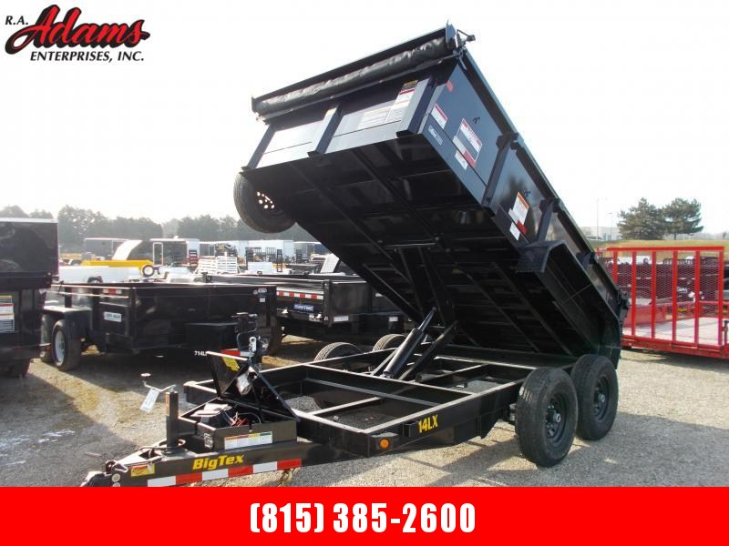 2020 Big Tex 14LX-12 Dump Trailer