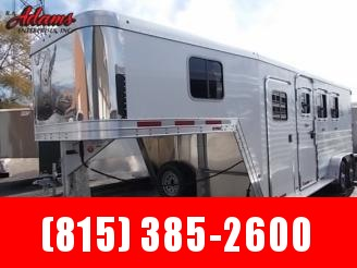 2019 Featherlite FL8541 3 Horse Trailer