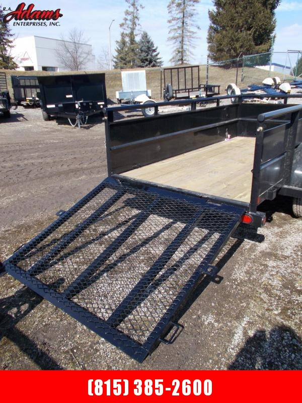 2020 Big Tex 30SV-10 Utility Trailer