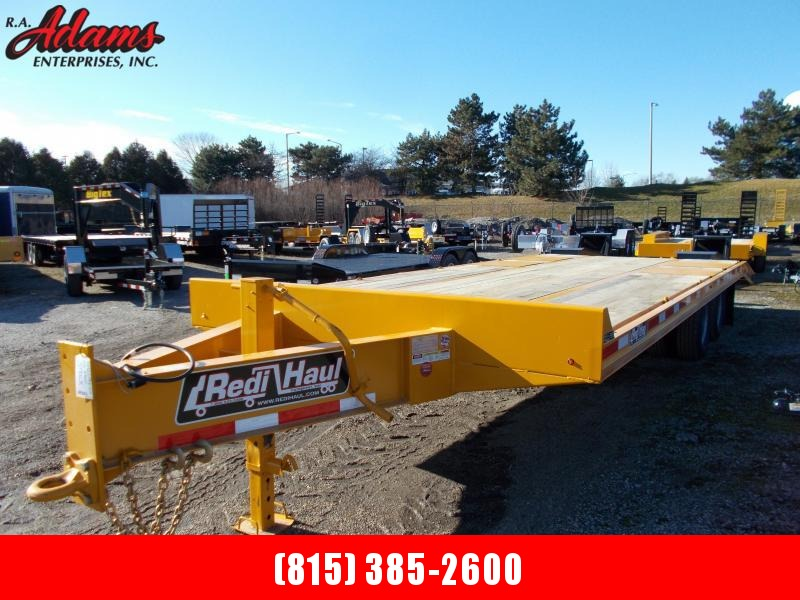 2020 RediHaul P25210PFE-102 Equipment Trailer