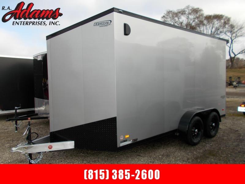 2020 Bravo SSAC714TA2 Enclosed Cargo/Utility Trailer