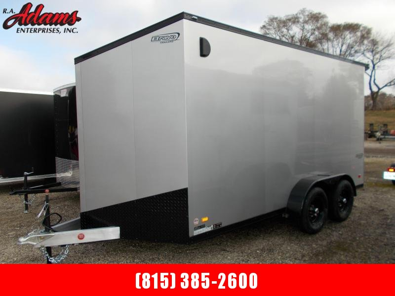 2020 Bravo SSAC714TA2 Enclosed Cargo/Utility Trailer