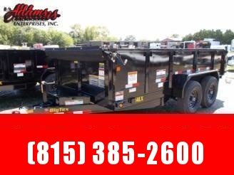 2020 Big Tex 14LX-14 Dump Trailer