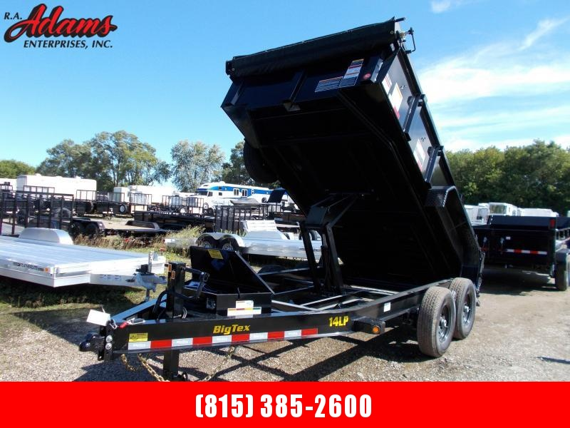 2020 Big Tex 14LP-16 Dump Trailer