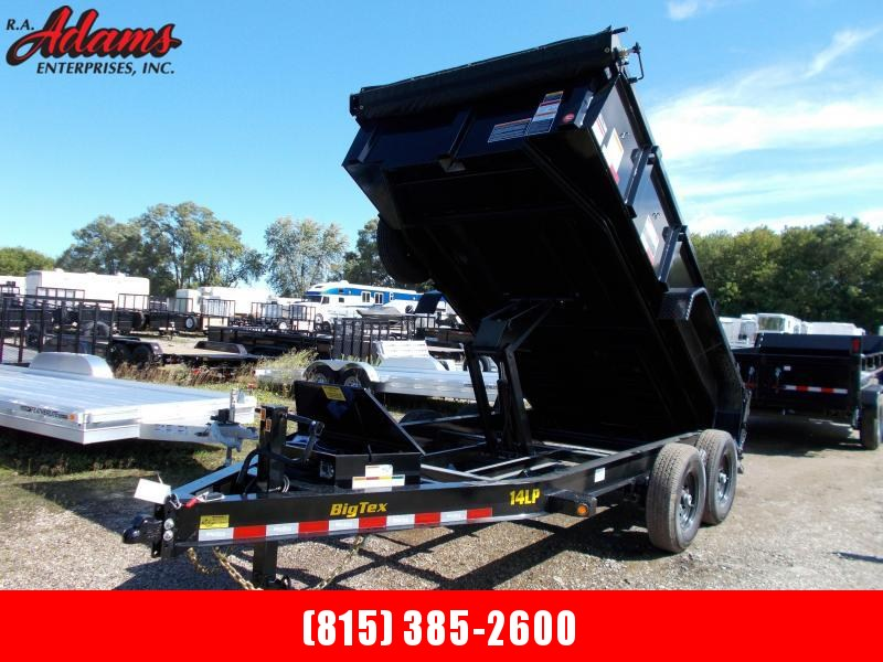 2020 Big Tex 14LP-16 Dump Trailer