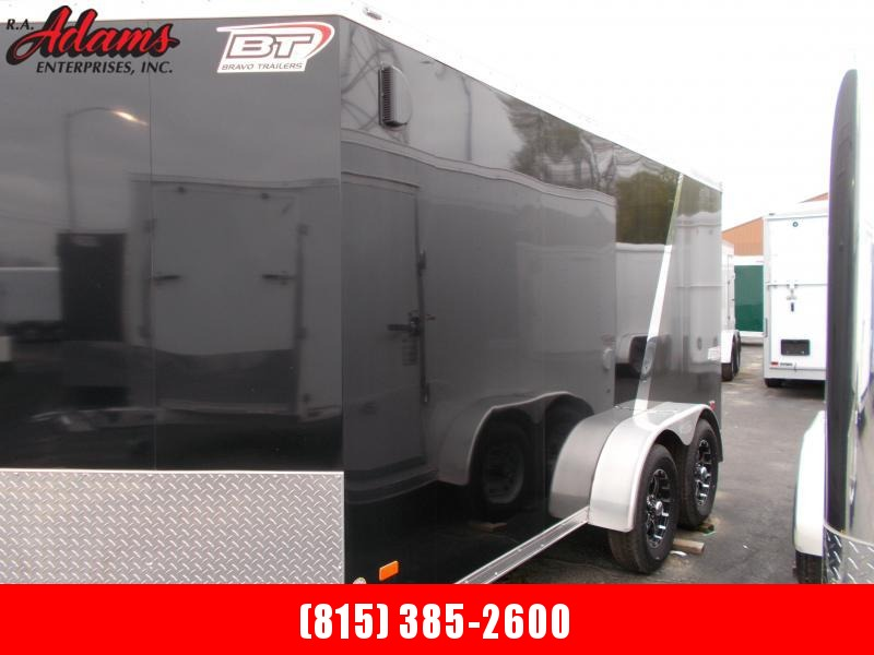 2020 Bravo Trailers ST714TA2 Enclosed Cargo Trailer