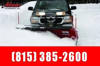 Western Snow Plow Pro Plus