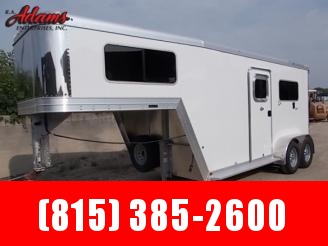 2019 Featherlite FL9607 2-Horse Trailer