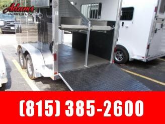 2020 Featherlite FL9652 2 Horse Bumper Pull Trailer