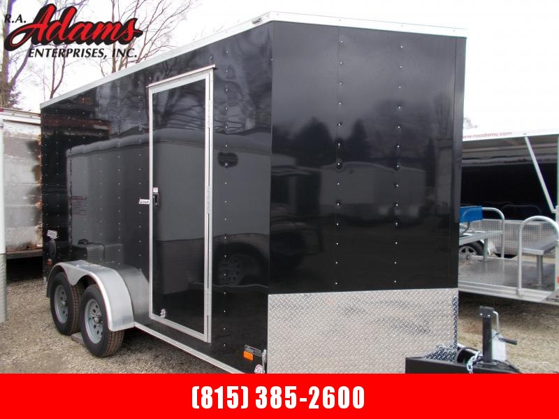 2020 Bravo SC714TA2 Enclosed Cargo/Utility Trailer