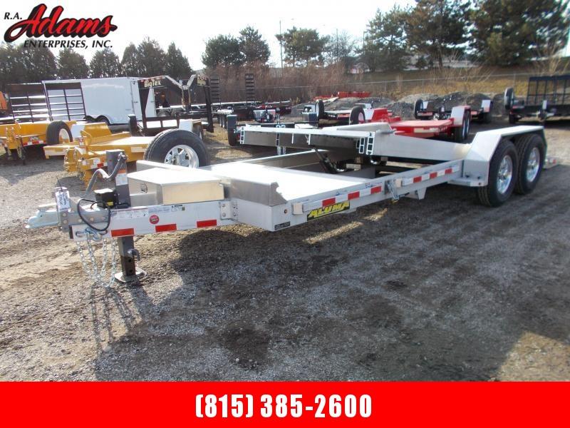 2021 Aluma 8222T Equipment Trailer